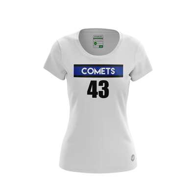 Clayton Comets Light Jersey