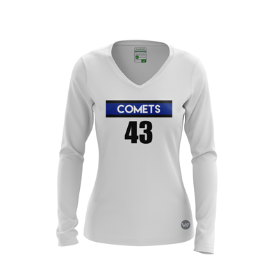 Comets Ultimate Light LS Jersey
