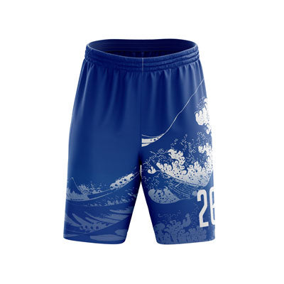 Potsdam Perfect Storm Dark Shorts