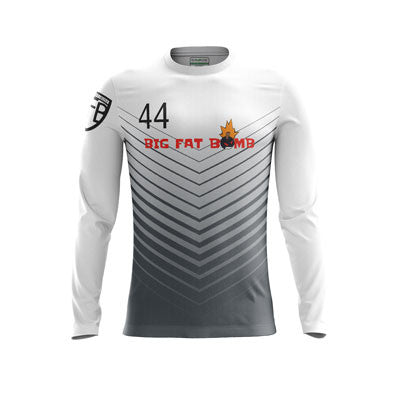 Elon Big Fat Bomb Light Long Sleeve Jersey