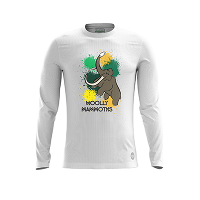 Woolly Mammoths Ultimate Long Sleeve