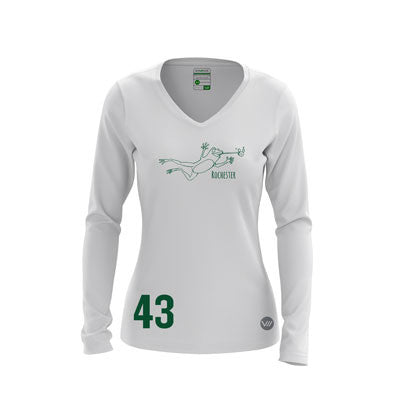 Rochester EZs Light Long Sleeve Jersey