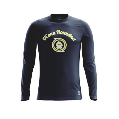 UConn Roundnet Long Sleeve Jersey