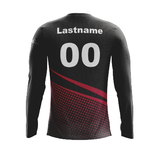 Alpha Ultimate 2017 Dark LS Jersey