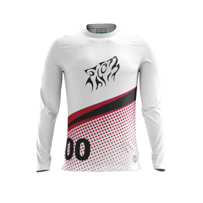 NC State Ultimate Light Long Sleeve Jersey