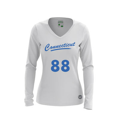 UConn Grind Light Long Sleeve Jersey