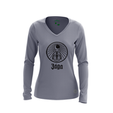 NC State Jaga Warm-up Long Sleeve Jersey
