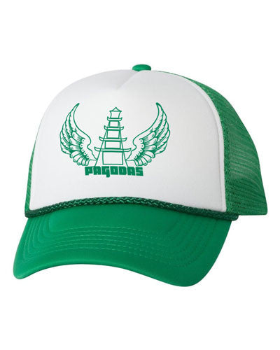 Flying Pagodas Hat