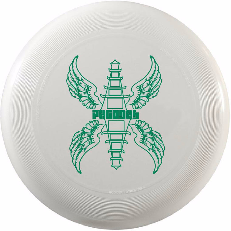 Flying Pagodas Disc
