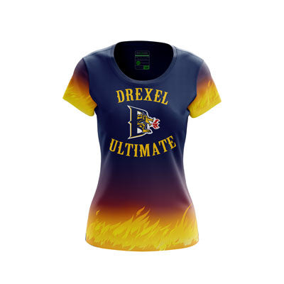 Drexel Women's Ultimate Dark Jersey