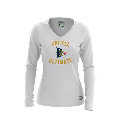 Drexel Women's Ultimate Light LS Jersey