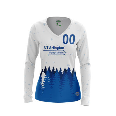 UT Arlington Yetti Light Long Sleeve Jersey