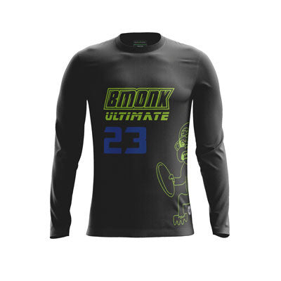 James Madison Bmonkeys Dark Long Sleeve Jersey