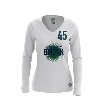 James Madison Bmonkeys Light Long Sleeve Jersey