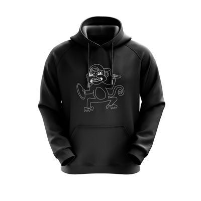 James Madison Bmonkeys Hoodie
