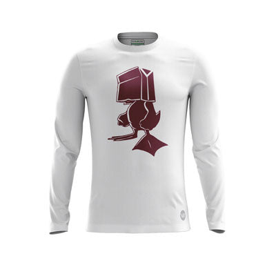 Ugly Duckling Long Sleeve Warm Up Jersey