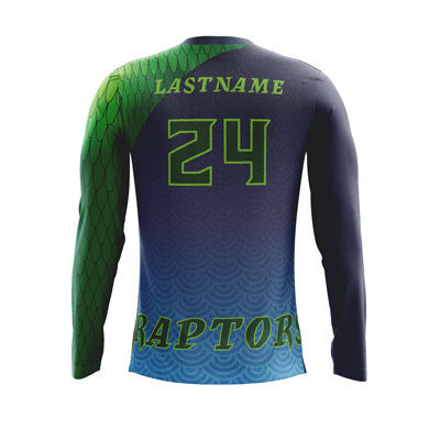Academic Magnet CHS Dark Long Sleeve Jersey