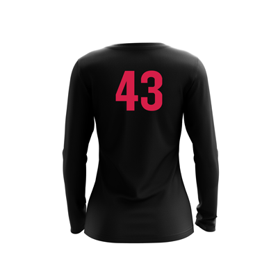 Tufts EWO Dark Long Sleeve Jersey