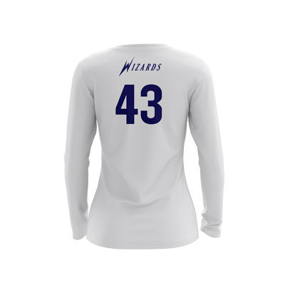 Kansas State Wizards Light Long Sleeve Jersey