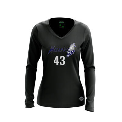 Kansas State Wizards Dark Long Sleeve Jersey