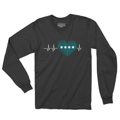 Northwestern Gungho Long Sleeve Tee