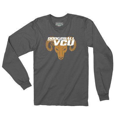 VCU Dodgeball Long Sleeve Tee