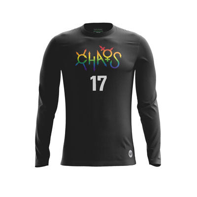 WWU Chaos Dark Long Sleeve Jersey