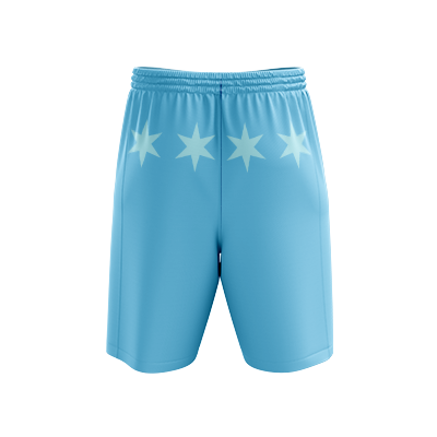 Chicago Quidditch Shorts