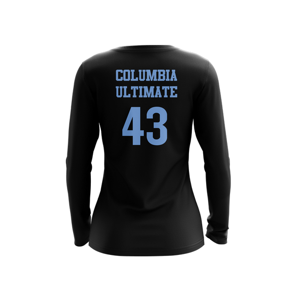 Columbia Women's Ultimate Dark LS Jersey