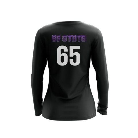 Fog Ultimate Alternate LS Dark Jersey