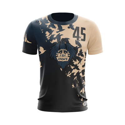 A Murder of Crows Ultimate Dark Jersey