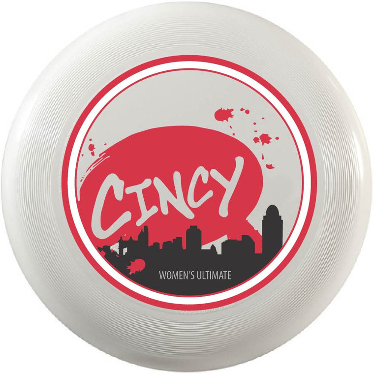 Cincy Snapbacks Disc
