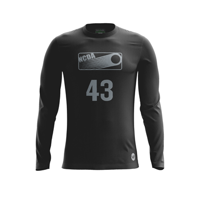 NCDA Player LS Jersey