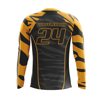 Mizzou Club Quidditch Long Sleeve Jersey