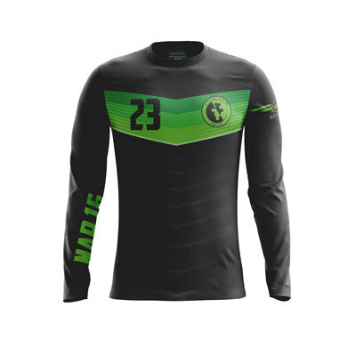 Franciscan Fatal Dark Long Sleeve Jersey