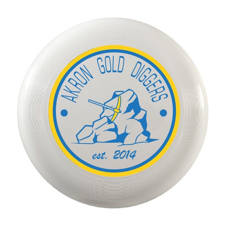 Akron Gold Diggers Disc