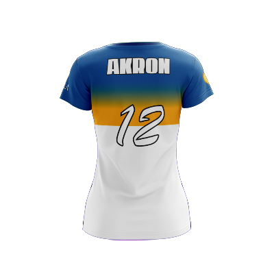 Akron Gold Diggers Jersey