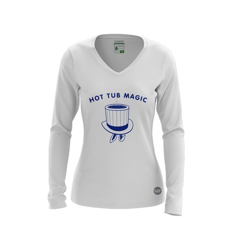 Hot Tub Magic Light LS Jersey