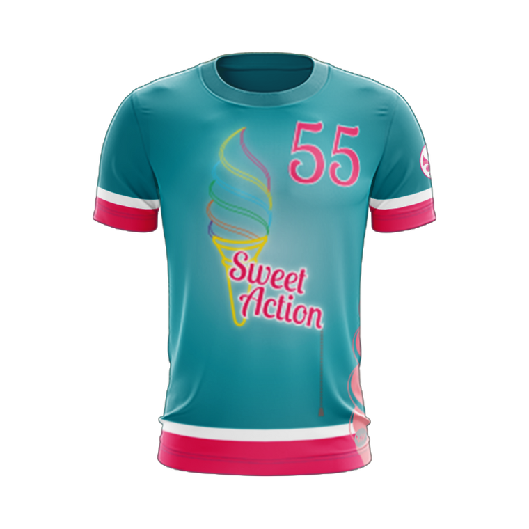 Sweet Action Dark Jersey