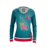 Sweet Action Dark Long Sleeve Jersey