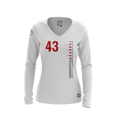 DC Scandal 2017 Light Long Sleeve Jersey