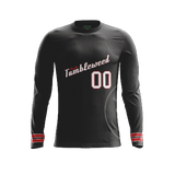 Texas Tech Tumbleweed LS Dark Jersey