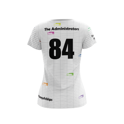 Administrators Light Jersey