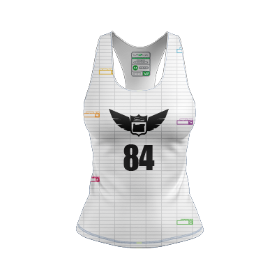 Administrators Light Tank Jersey