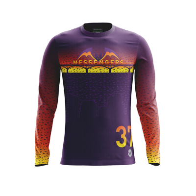 Messengers Dark LS Jersey