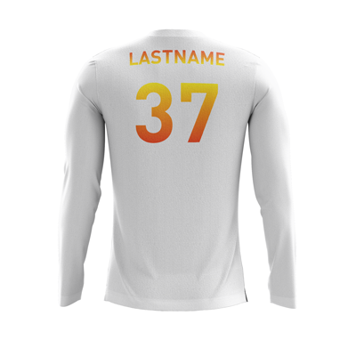 Messengers Alternate Light LS Jersey
