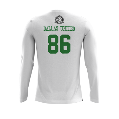 Dallas United Light LS Jersey