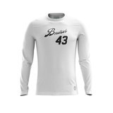 Bruises 2017 Light LS Jersey