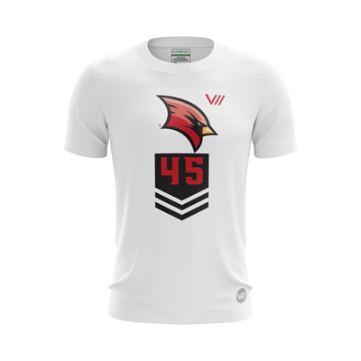 Saginaw Valley State Dodgeball Alternate Light Jersey