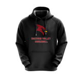 Saginaw Valley State Dodgeball Hoodie
